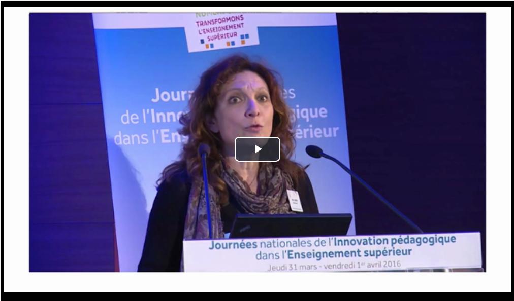 Vidéo JIPES 2016