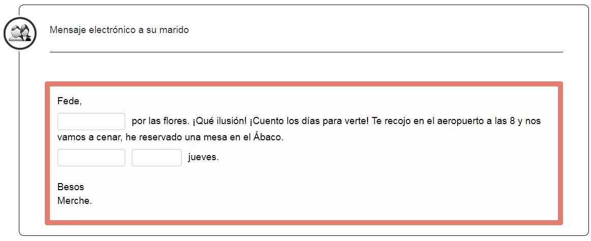 tâche espagnol